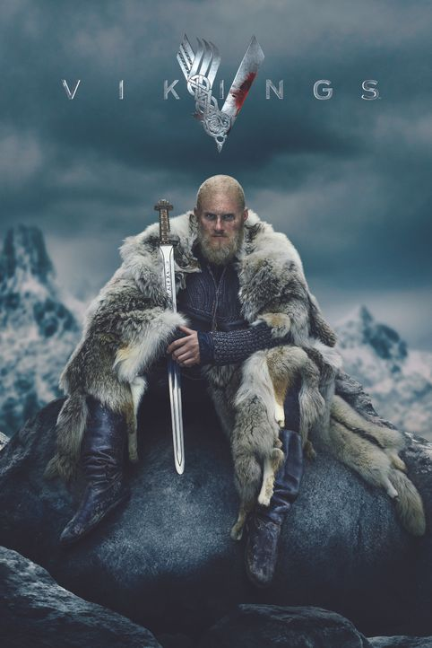 (6. Staffel) - Vikings - Artwork - Bildquelle: 2019 TM Productions Limited / T5 Vikings VI Productions Inc. All Rights Reserved.