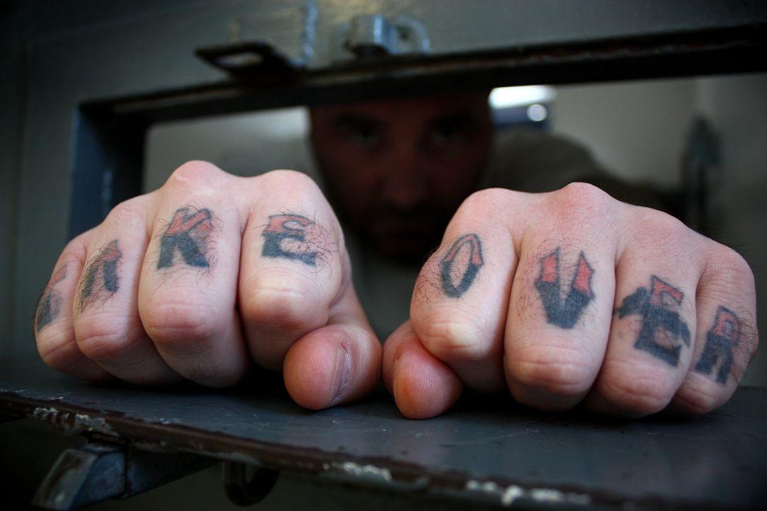 Die Straftäter, die im Ross Correctional Institut in Ohio einsitzen, machen keinen Hehl aus ihren Meinungen und Ansichten ... - Bildquelle: Andrew Baker 2010 NGC Network US, LLC All Rights Reserved