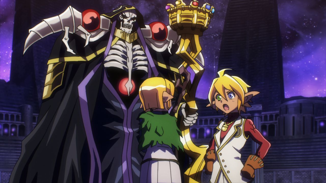 "Overlord 1: The Undead King - Bildquelle: ""Overlord Movies""; © Kugane Maruyama, PUBLISHED BY KADOKAWA CORPORATION/OVERLORD PARTNERS"