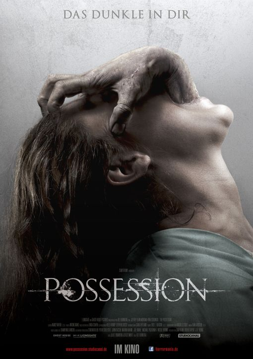 POSSESSION - DAS DUNKLE IN DIR - Plakatmotiv - Bildquelle: Box Productions, LLC 2011