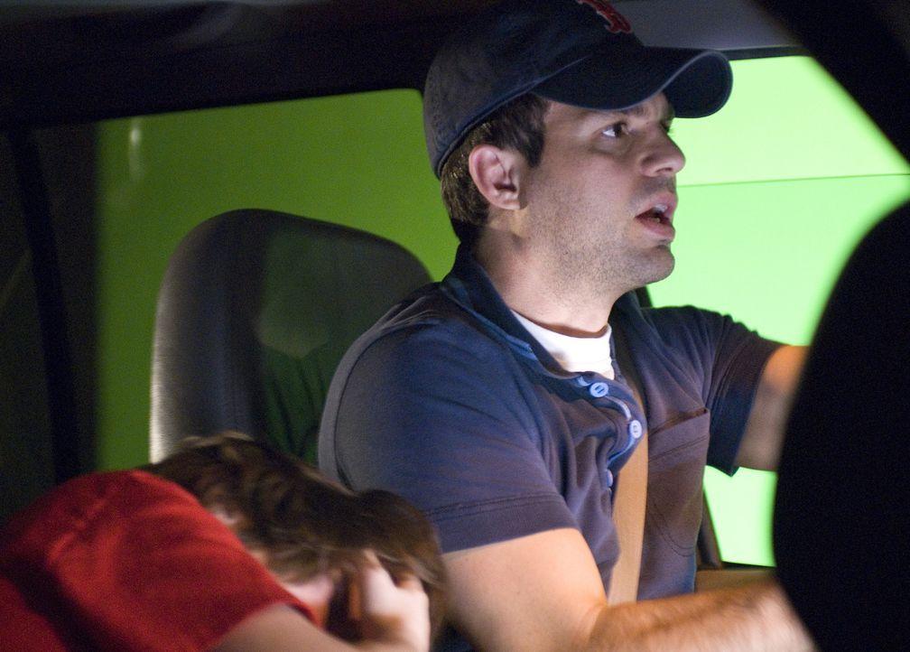 Nichts ist mehr so wie zuvor: Als Anwalt Dwight Arno (Mark Ruffalo) einen Moment unachtsam sein Auto lenkt, überfährt er einen kleinen Jungen - und... - Bildquelle: TOBIS Film