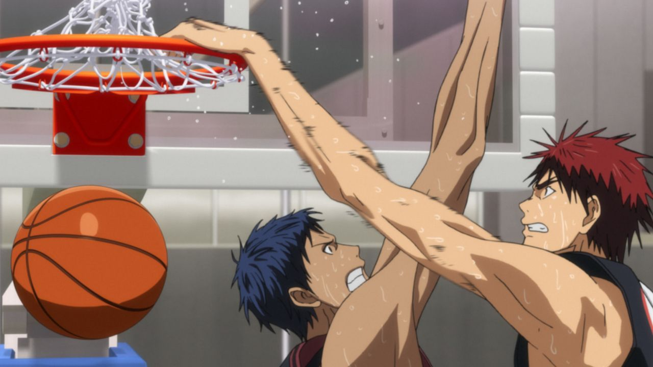 Ich werde nicht verlieren! - Bildquelle: Tadatoshi Fujimaki/SHUEISHA, Team Kuroko