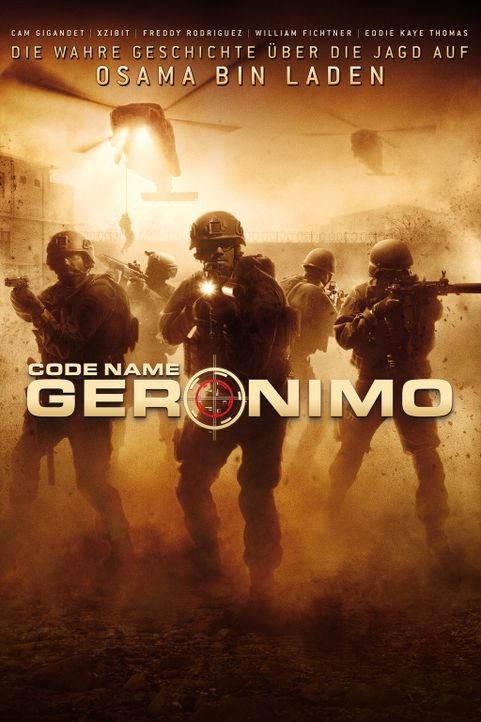 CODENAME: GERONIMO - Artwork - Bildquelle: 2012, Falcom Media