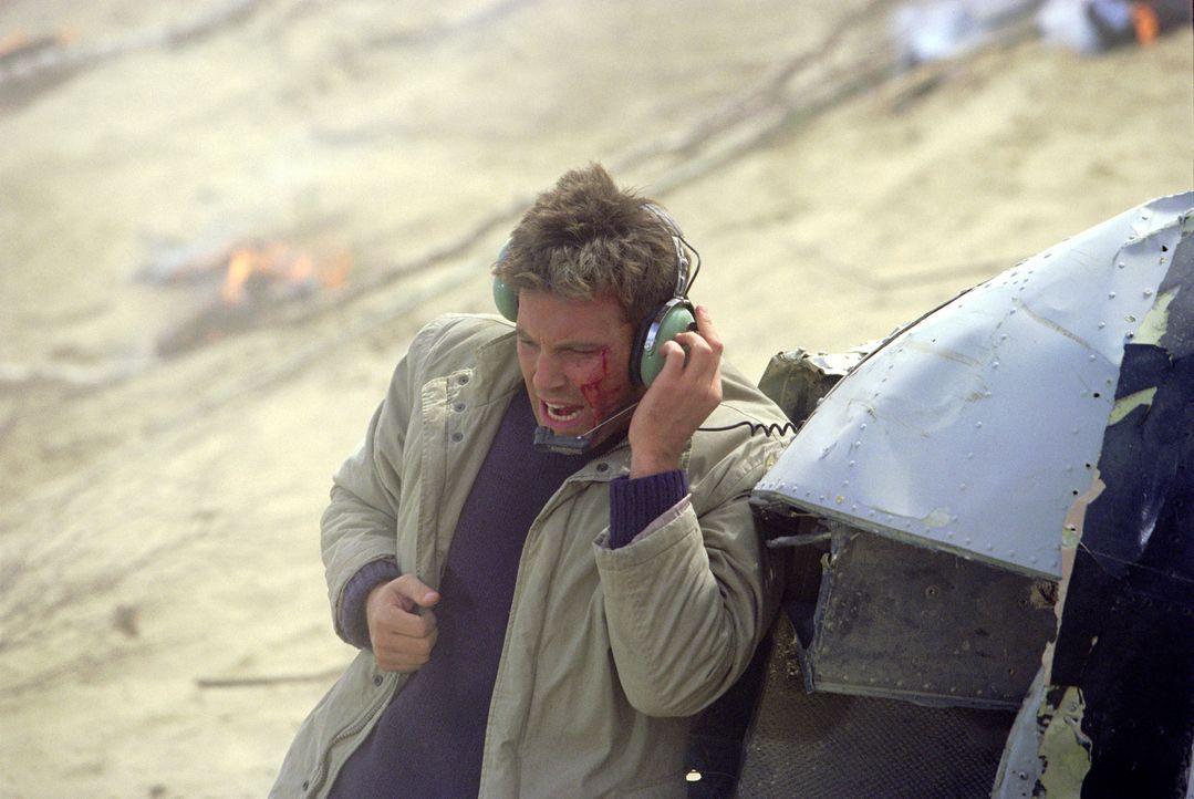 Weil der junge CIA-Agent Jack Ryan (Ben Affleck) den neuen Präsidenten Russlands schon seit langem beobachtet, wird er beauftragt, die dubiosen Hint... - Bildquelle: Paramount Pictures