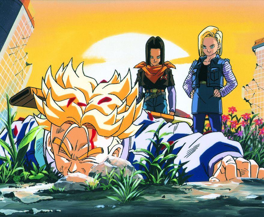 """Das zweite Special zur Serie """"Dragonball Z"""" begleitet Goku und Tru... - Bildquelle: Bird Studio/Shueisha, Toei Animation"""