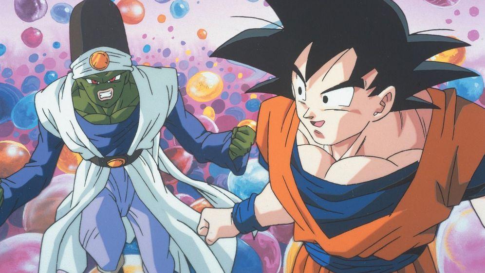 Dragon Ball Z: Fusion - Bildquelle: Bird Studio/Shueisha, Toei Animation Film   1995 Bird Studio/Shueisha, Toei, Toei Animation