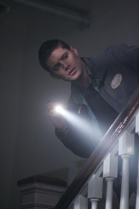 Am örtlichen College-Campus sind einige grausame Ereignissen aufgetreten. Dean Winchester (Jensen Ackles) und sein Bruder Sam versuchen diese zu klä... - Bildquelle: Warner Bros. Television