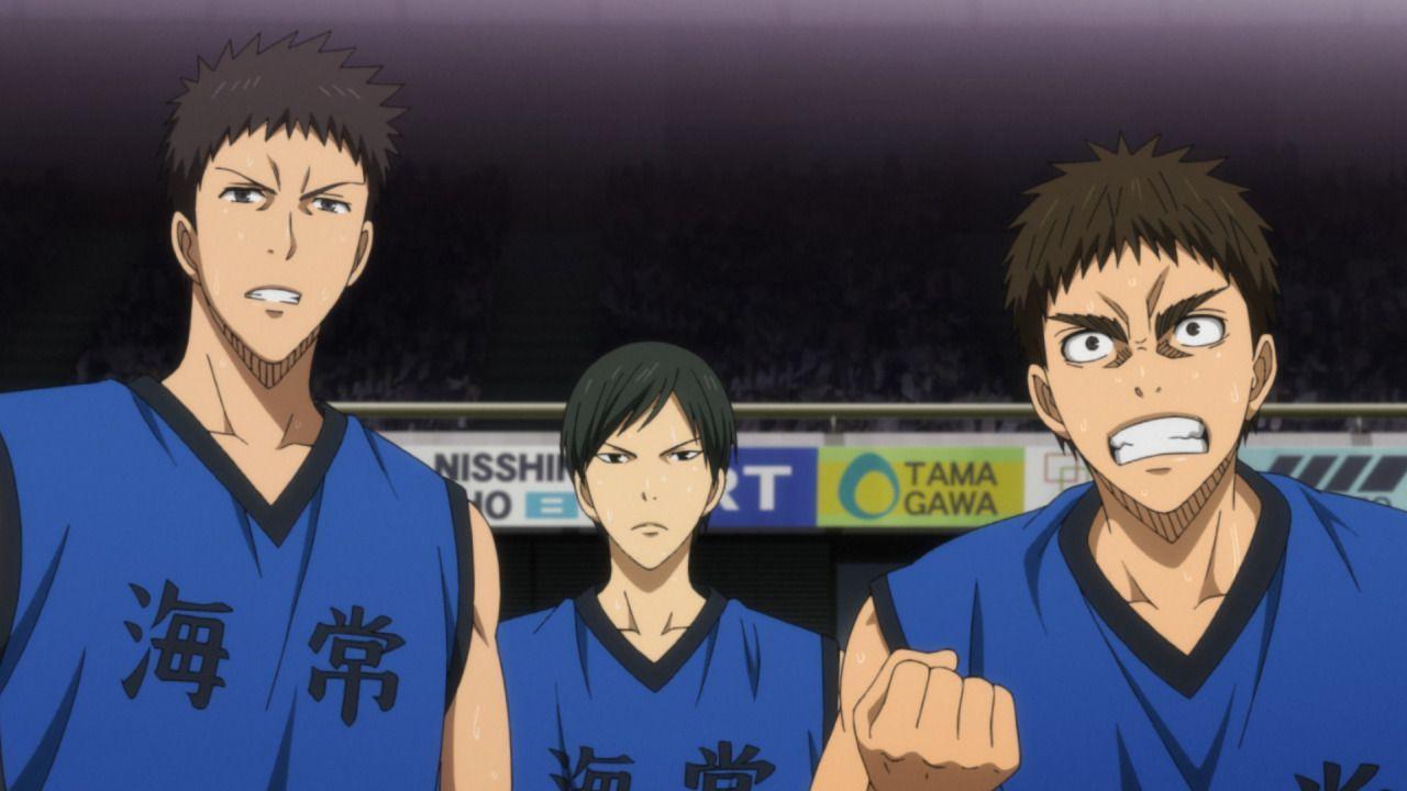 Unterschätzt uns nicht!! - Bildquelle: Tadatoshi Fujimaki/SHUEISHA,Team Kuroko