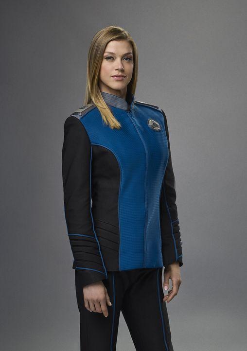 Commander Kelly Grayson (Adrianne Palicki) - Bildquelle: Andrew Eccles 2019 Twentieth Century Fox Film Corporation.  All rights reserved. / Andrew Eccles