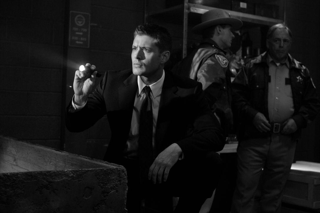 Während des Oktoberfests in Pennsylvania geschehen Morde, denen Dean (Jensen Ackles, l.) und Sam nachgehen ... - Bildquelle: Warner Bros. Television