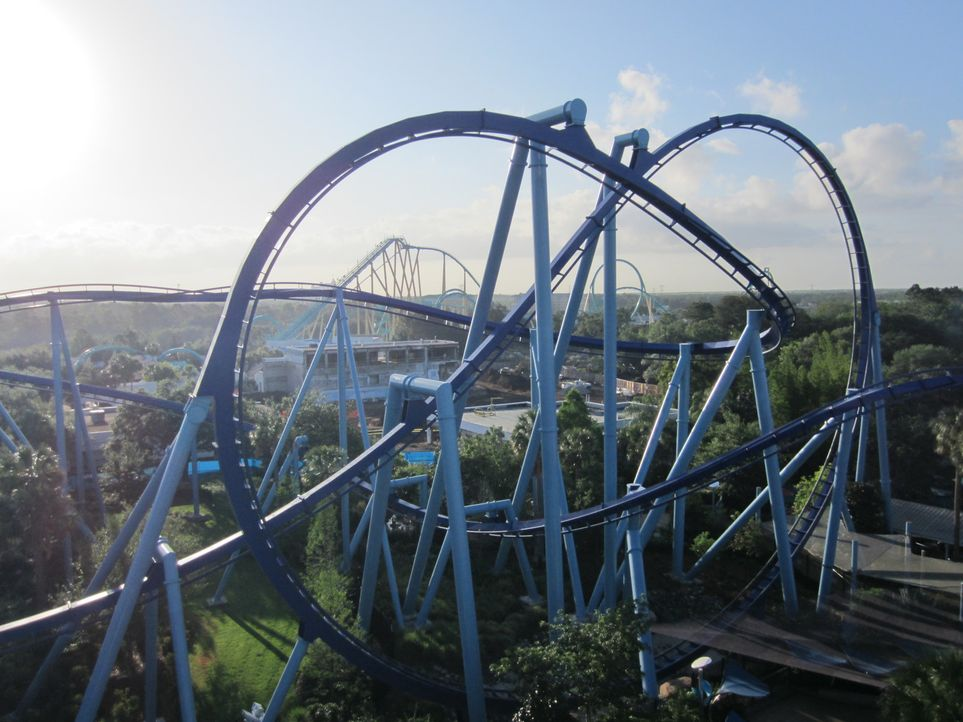 """Wird """"Orlando's Manta"""" das Rennen für sich entscheiden? - Bildquelle: 2012, The Travel Channel, L.L.C. All rights Reserved."""