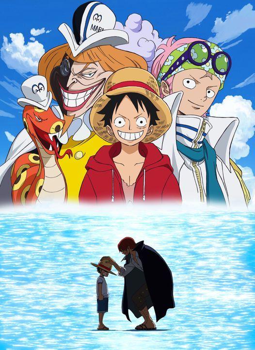 One Piece: Ruffy - Artwork - Bildquelle: Film © 1999 Toei Animation Co., Ltd.