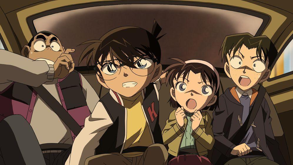 Detektiv Conan: Die 15 Minuten der Stille - Bildquelle: 2011 GOSHO AOYAMA/DETECTIVE CONAN COMMITTEE All Rights Reserved.