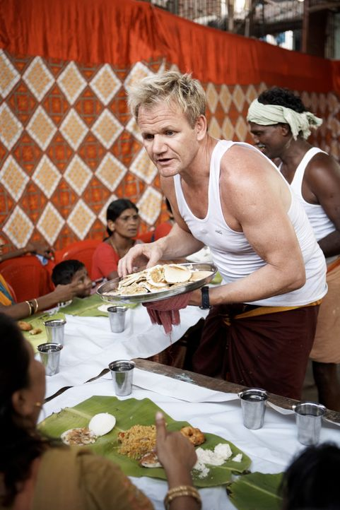Gordon Ramsay - Bildquelle: One Potato Two Potato & all3media international