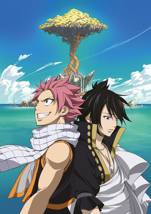 Fairy Tail - Artwork - Bildquelle: Hiro Mashima - KODANSHA/Fairy Tail Guild - TV TOKYO. All Rights Reserved.