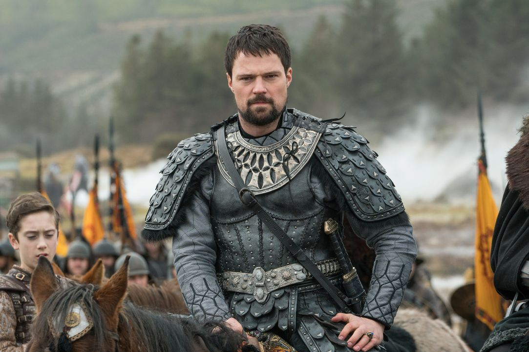 Oleg (Danila Kozlovsky) - Bildquelle: 2020 TM Productions Limited / T5 Vikings IV Productions Inc. All Rights Reserved. An Ireland-Canada Co-Production.