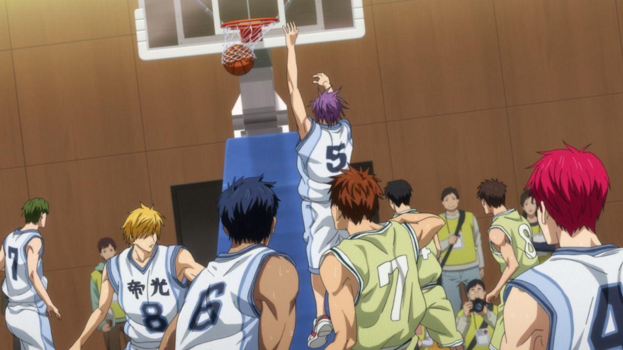 Was ist ein Sieg? - Bildquelle: Tadatoshi Fujimaki/SHUEISHA,Team Kuroko