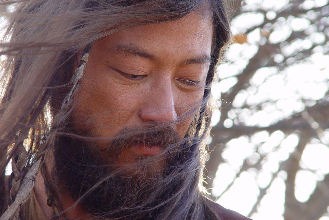 Nachdem seine Frau Borte entführt wird, zieht Temudgin (Tadanobu Asano) in einen opferreichen Kampf und erkennt seine Bestimmung: Er muss als erster... - Bildquelle: X-Filmverleih