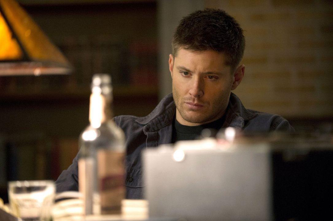 Sind die Folgen, die die erste Klinge bei Dean (Jensen Ackles) hinterlassen hat, sogar so schlimm, dass er nicht auf die Jagd gehen will? - Bildquelle: 2013 Warner Brothers