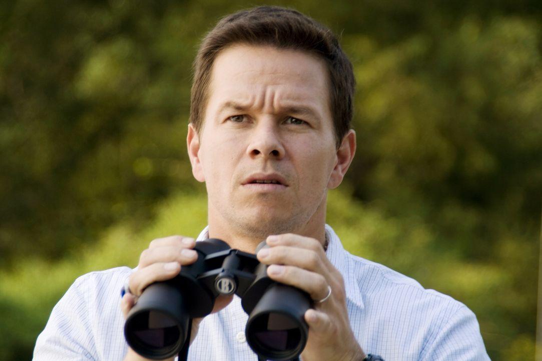Morbides Blätterrascheln: Elliot Moore (Mark Wahlberg) kann nicht glauben, was in New York passiert. Kaum kommt Wind auf, da bringen sich auch schon... - Bildquelle: 20th Century Fox