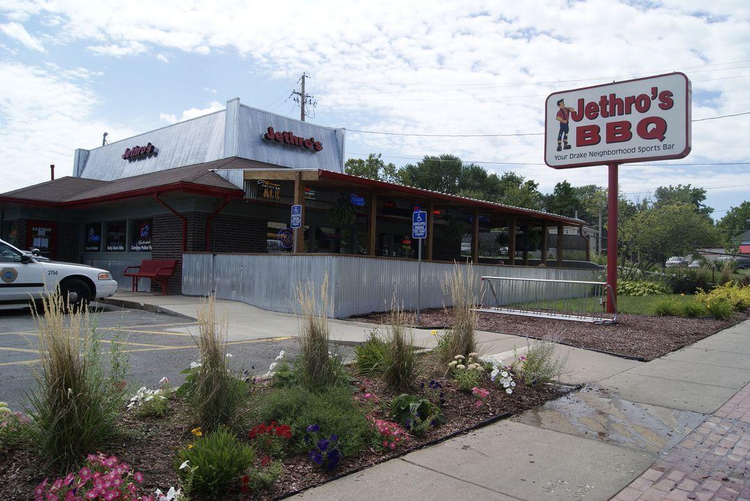 Sandwich-Pizza in Des Moines - Bildquelle: 2009, The Travel Channel, L.L.C./Sharp Entertainment