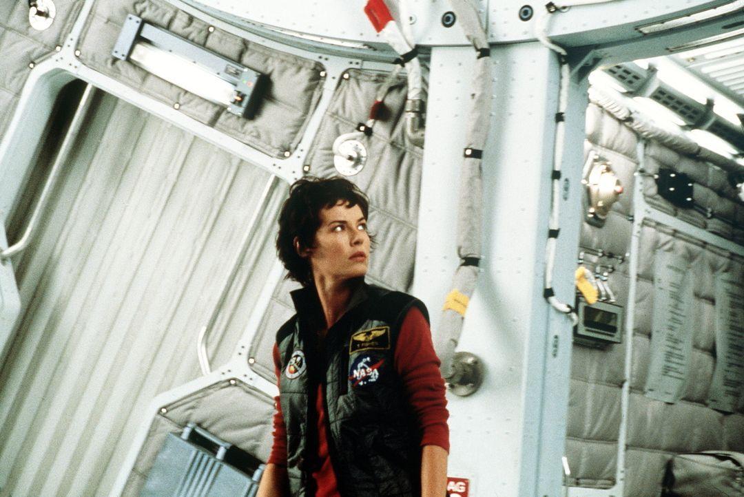 Terri (Connie Nielsen) soll mit einem hastig rekrutierten Rettungstrupp zum Roten Planeten fliegen, um dort nach Überlebenden einer Expedition zu su... - Bildquelle: Touchstone Pictures