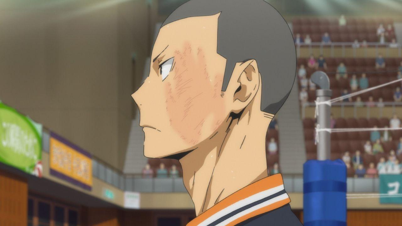 """Ryunosuke Tanaka - Bildquelle: H.Furudate / Shueisha,""""Haikyu!!?Project, MBS"""