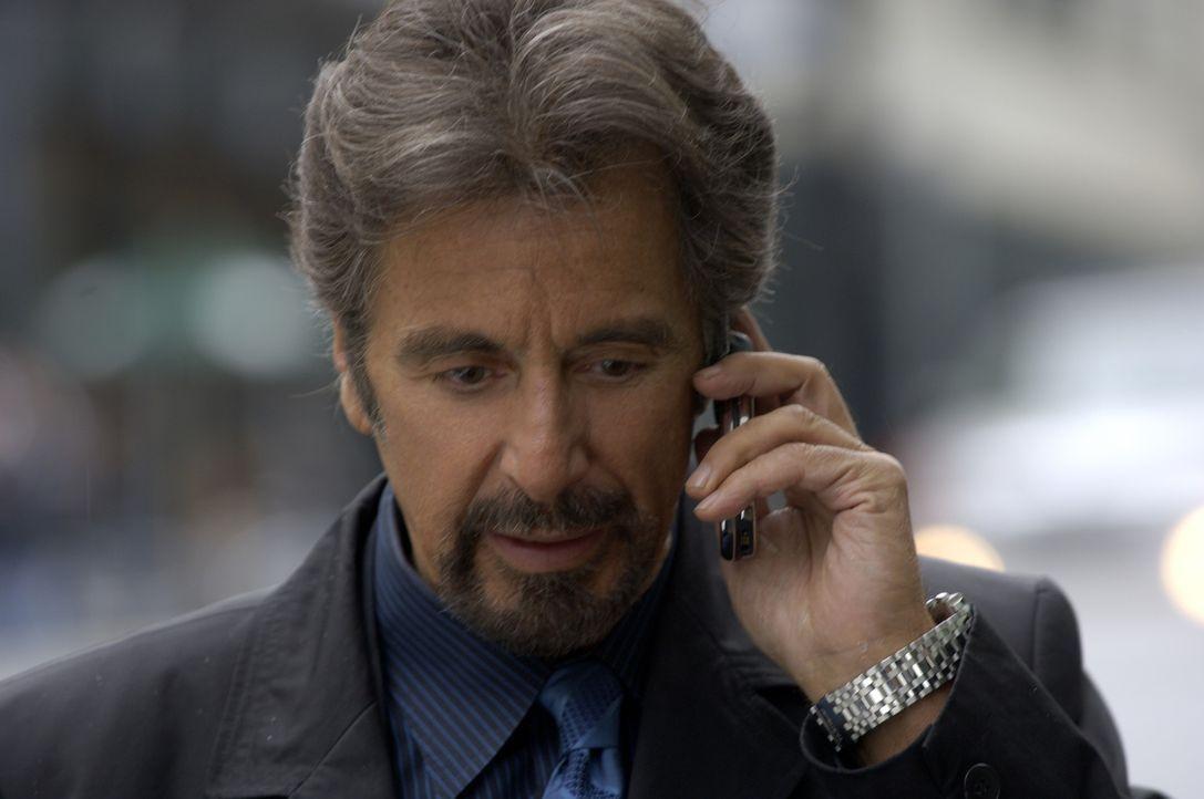 Jack Gramm (Al Pacino) College-Professor, der als Psychiater für das FBI arbeitet, erhält einen schockierenden Anruf ... - Bildquelle: Nu Image