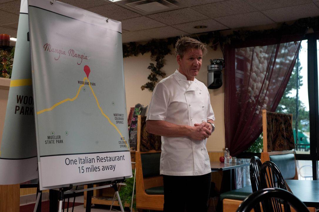 Gordon Ramsay - Bildquelle: Optomen TV & all3media International