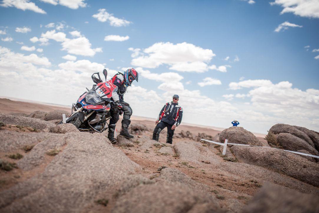 Offroad Abenteuer Mongolei - Die GS Trophy 2018