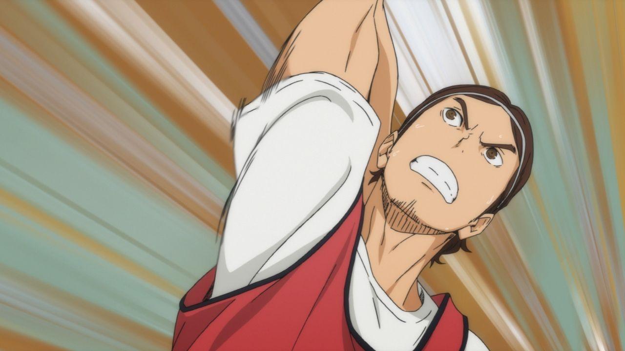 Asahi Azumane - Bildquelle: H. Furudate / Shueisha, >HAIKYU!! 2nd Season< Project, MBS  All Rights Reserved.