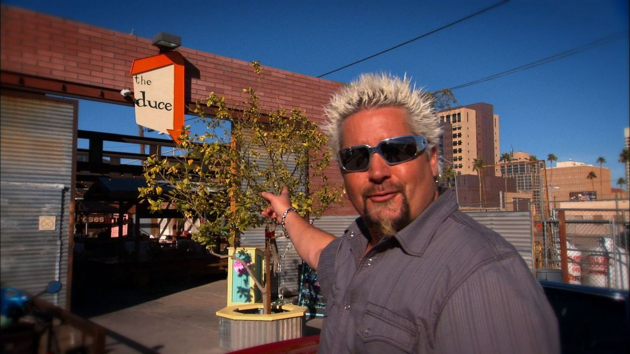 Guy Fieri - Bildquelle: 2013, Television Food Network, G.P. All Rights Reserved.