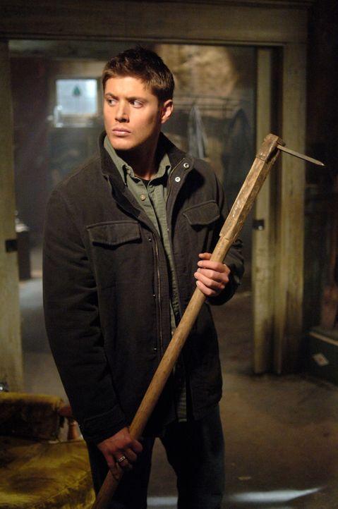 Macht sich Sorgen um seinen Bruder, der von den Menschenjägern entführt wurde: Dean (Jensen Ackles) ... - Bildquelle: Warner Bros. Television