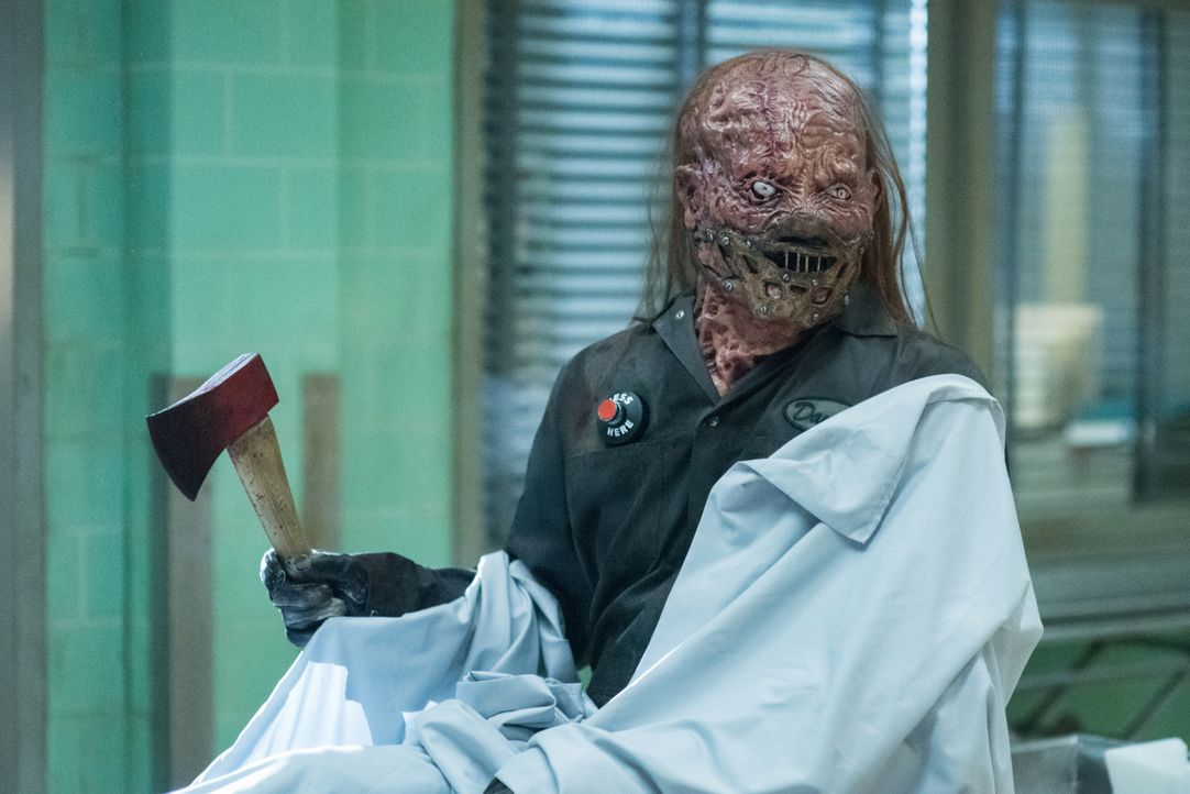 Hatched Man (Barry Nerling) - Bildquelle: Dean Buscher 2018 The CW Network, LLC All Rights Reserved / Dean Buscher
