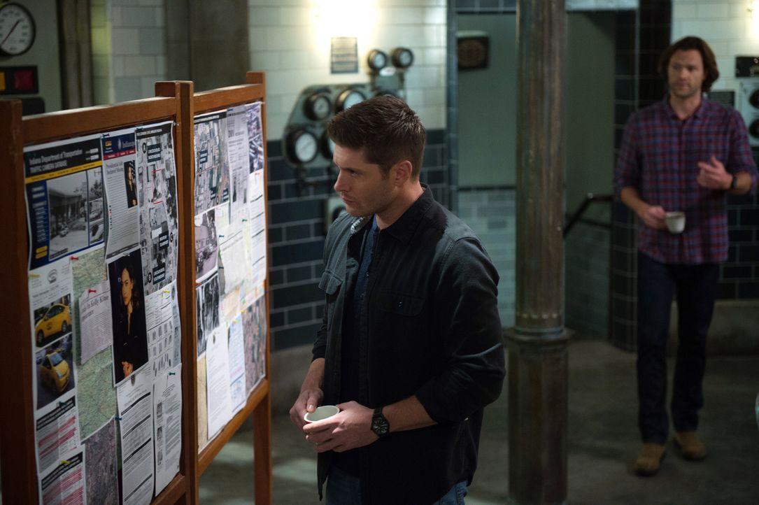 Dean (Jensen Ackles, l.); Sam (Jared Padalecki, r.) - Bildquelle: Diyah Pera 2016 The CW Network, LLC. All Rights Reserved/Diyah Pera