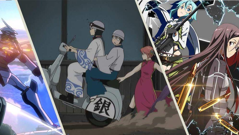 Animes auf prosieben maxx