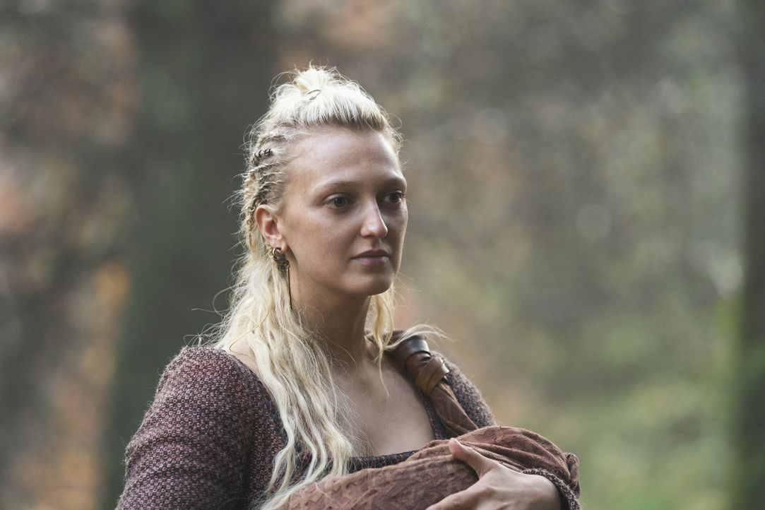 Torvi (Georgia Hirst) - Bildquelle: 2020 TM Productions Limited / T5 Vikings IV Productions Inc. All Rights Reserved. An Ireland-Canada Co-Production.