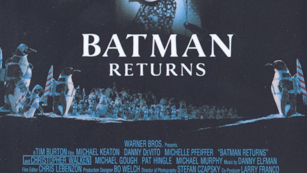 Batmans Rückkehr - Bildquelle: Warner Bros.