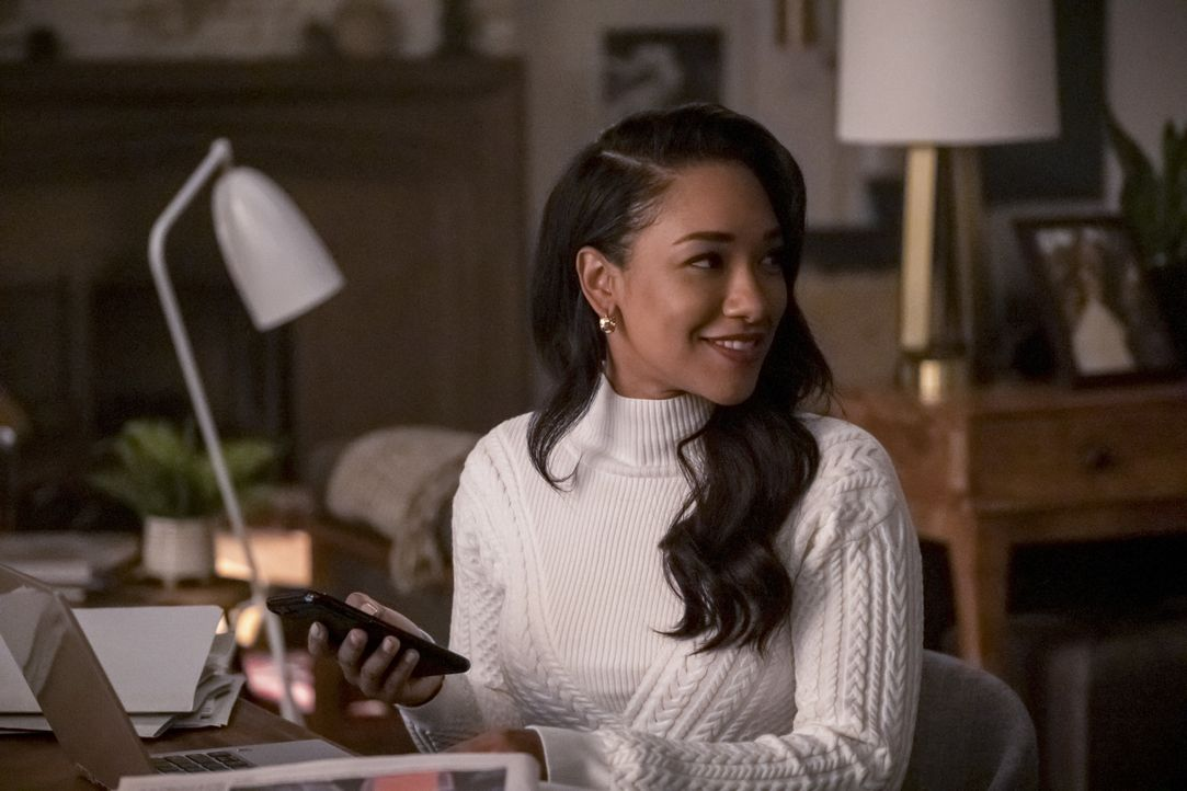 Iris West-Allen (Candice Patton) - Bildquelle: 2019 The CW Network, LLC. All rights reserved.