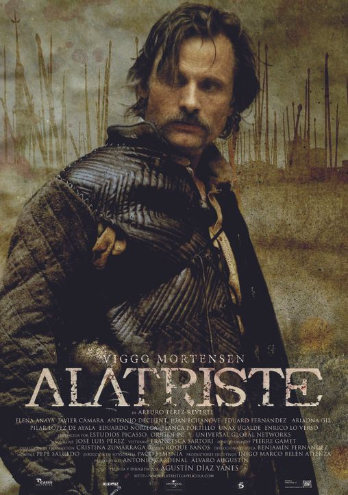 Alatriste ... - Bildquelle: TF1 International