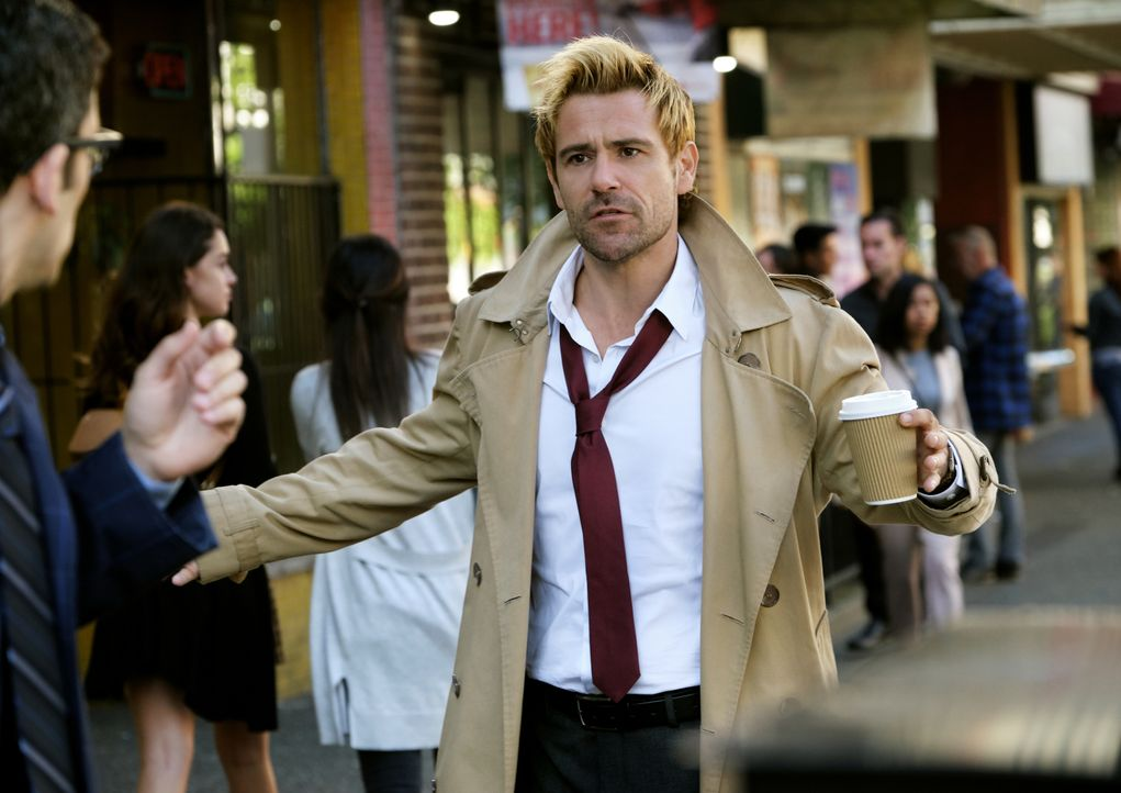 John Constantine (Matt Ryan) - Bildquelle: 2019 The CW Network, LLC. All rights reserved.