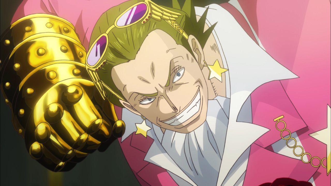 "One Piece: Gold - Bildquelle: Eiichiro Oda/Shueisha, Toei Animation © Eiichiro Oda/""2016 One Piece"" production committee"