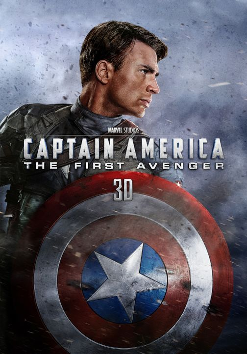 CAPTAIN AMERICA: THE FIRST AVENGER - Plakatmotiv - Bildquelle: TM &   2011 Marvel Entertainment, LLC & subs. All Rights Reserved.