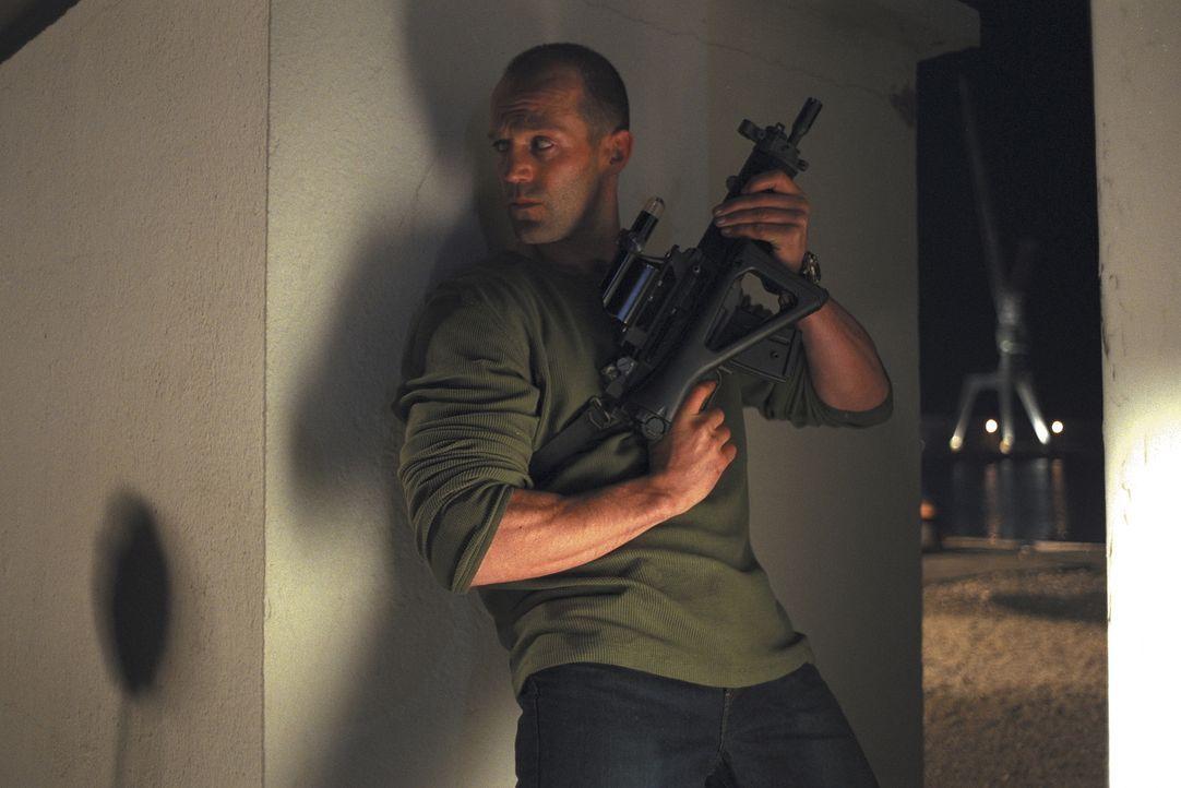 Mit seiner menschlichen Fracht an Bord handelt sich Frank (Jason Statham) kräftig Ärger ein. Sowohl mit der Polizei, als auch mit einem Menschenhänd... - Bildquelle: Twentieth Century Fox Film Corporation