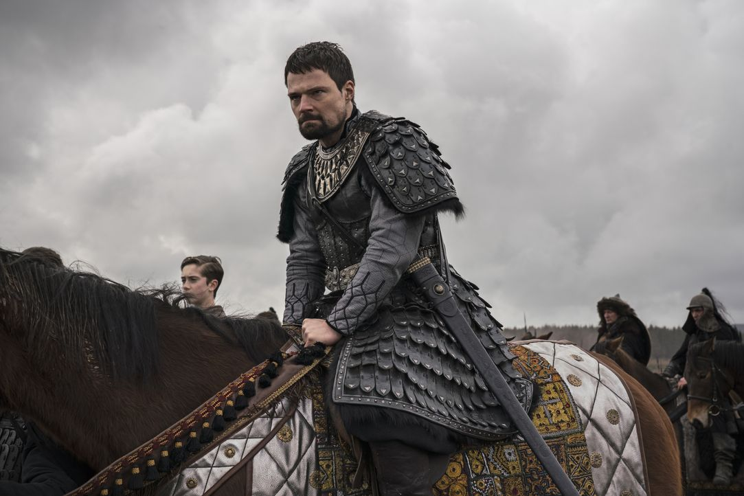 Oleg (Danila Kozlovsky) - Bildquelle: Bernard Walsh 2020 TM Productions Limited / T5 Vikings IV Productions Inc. All Rights Reserved. An Ireland-Canada Co-Production. / Bernard Walsh