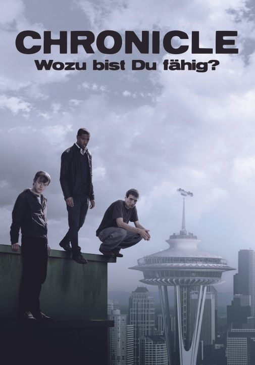 CHRONICLE - WOZU BIST DU FÄHIG? - Artwork - Bildquelle: TM and   2012 Twentieth Century Fox Film Corporation.  All rights reserved.  Not for sale or duplication.