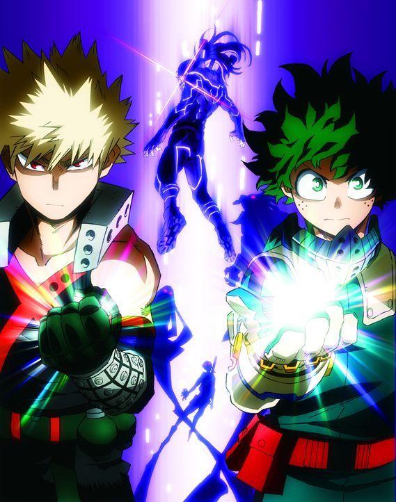 My Hero Academia - Heroes Rising - Artwork - Bildquelle: 2019 My Hero Academia The Movie Project © K. Horikoshi/Shueisha