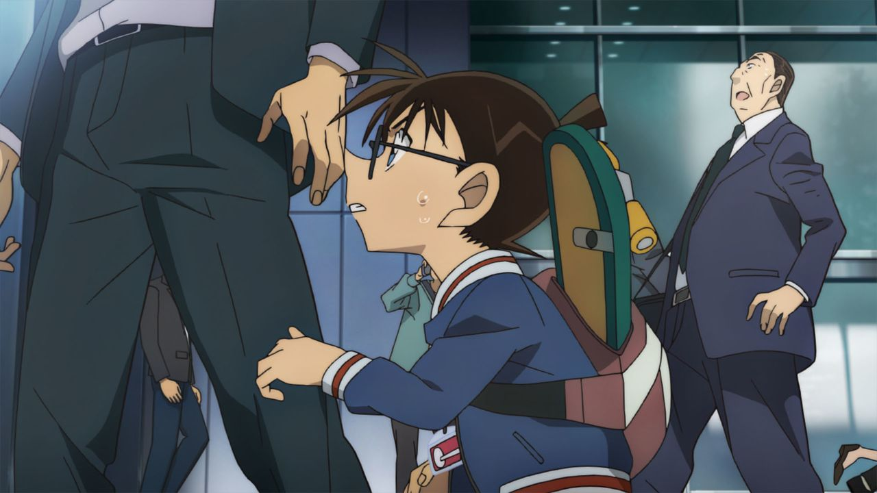 Detective Conan - Bildquelle: 2017 GOSHO AOYAMA/DETECTIVE CONAN COMMITTEE All Rights Reserved