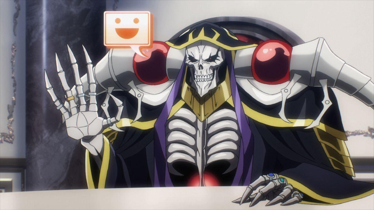 """Der erste Spielfilm zur gleichnamigen Anime-Serie: Nach dem großen Erfolg de... - Bildquelle: """"Overlord Movies""""; © Kugane Maruyama, PUBLISHED BY KADOKAWA CORPORATION/OVERLORD PARTNERS"""