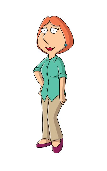 (9. Staffel) - Lois Griffin, geborene Pewterschmidt, kommt aus einer reichen, dekadenten Familie und wurde protestantisch erzogen. - Bildquelle: 2007-2008 Twentieth Century Fox Film Corporation. All rights reserved.